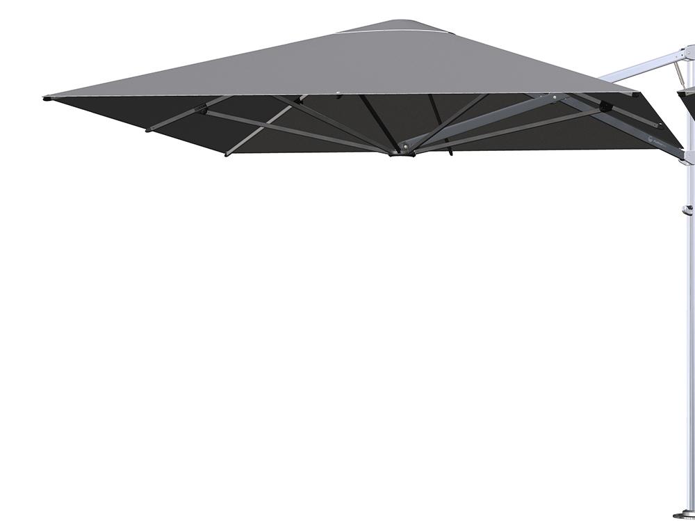 unity shade umbrella left